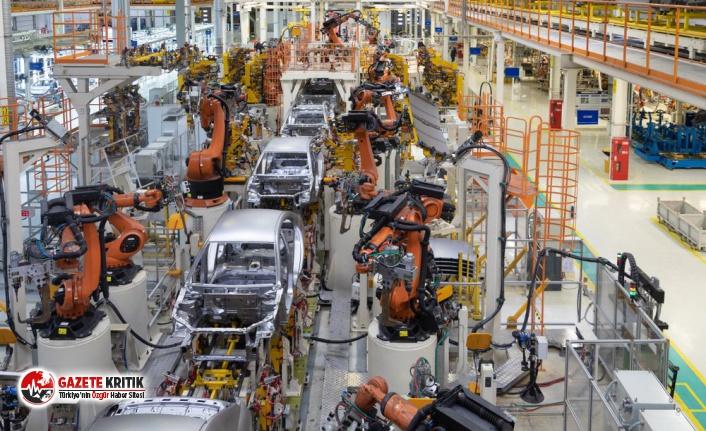 Üretim yüzde 23, ihracat yüzde 35 azaldı