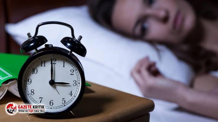 'Uyku yetersizliği yaşam sevincini azaltıyor'