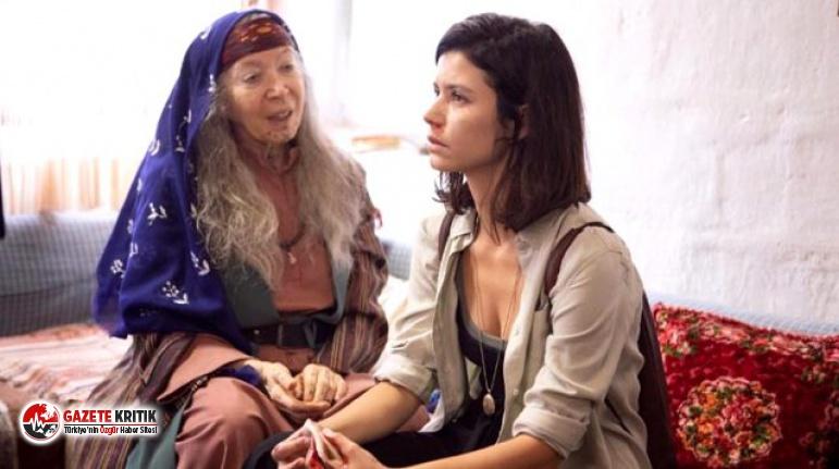 Yazar Buket Uzuner, Netflix'te yayınlanan Atiye...