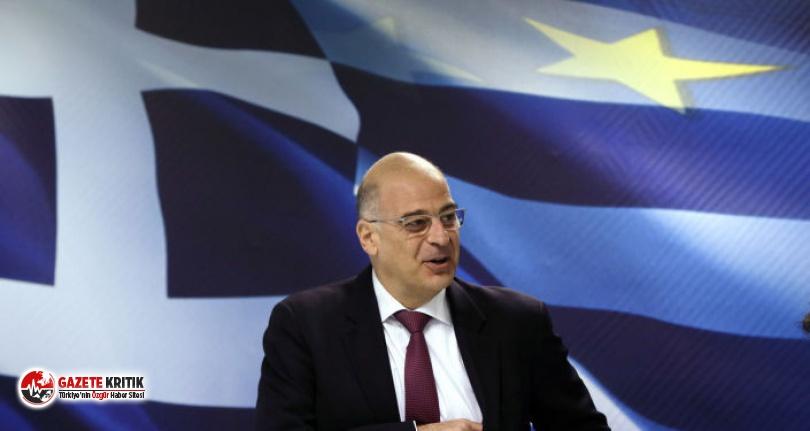 Yunanistan Dışişleri Bakanı: Türkiye yaptırımlardan kurtulmak için uluslararası hukuka saygı göstermeli