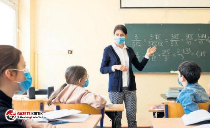 Yüz yüze eğitimdeki öğretmenlere kıyafet uyarısı