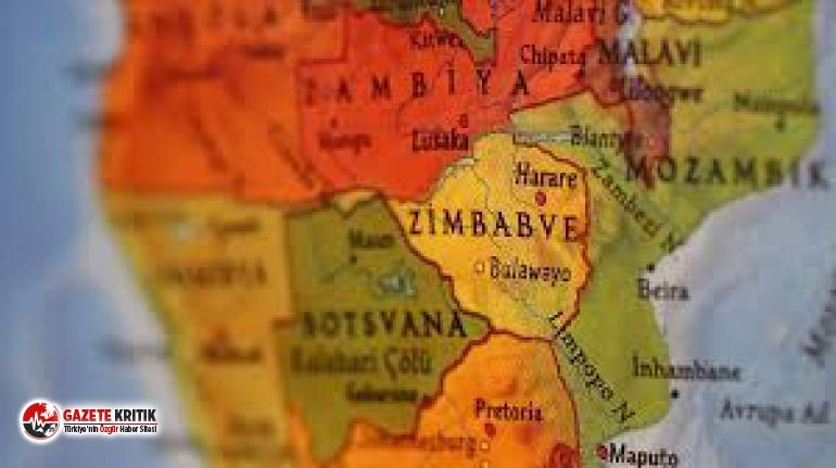 Zimbabve'de Kovid-19 nedeniyle kapatılan havalimanları...