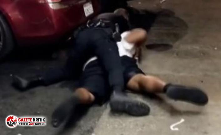 ABD'de bir siyahi daha polis tarafından öldürüldü!