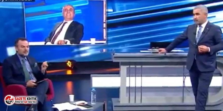 Adil Gür ile Kemal Öztürk canlı yayında kapıştı