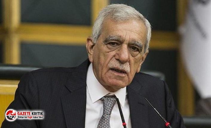 Ahmet Türk, Kobani eylemleri soruşturması kapsamında ifade verdi