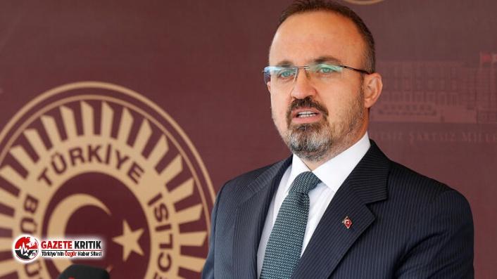 AKP Grup Başkanvekili Bülent Turan'dan Akşener'e...