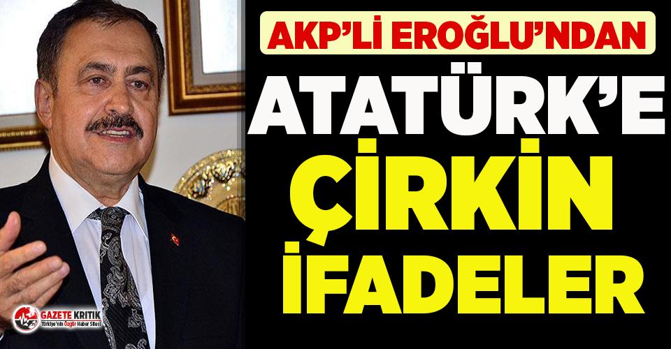AKP'li isim Türkiye Cumhuriyeti'nin kurucusu...