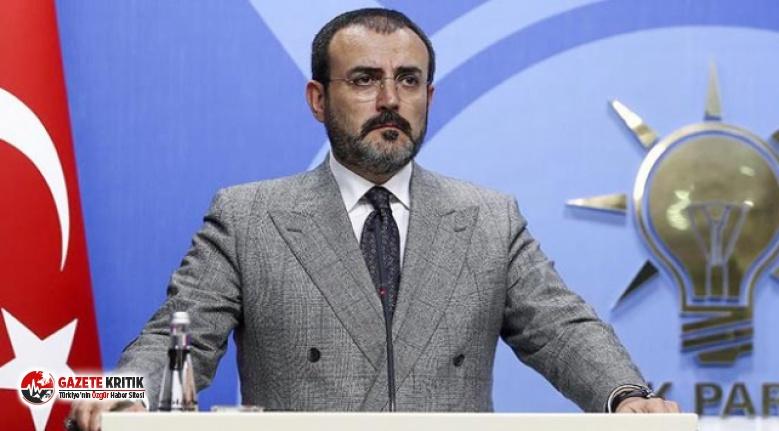 AKP'li Ünal:  İslam karşıtlığı Erdoğanofobi'ye döndü