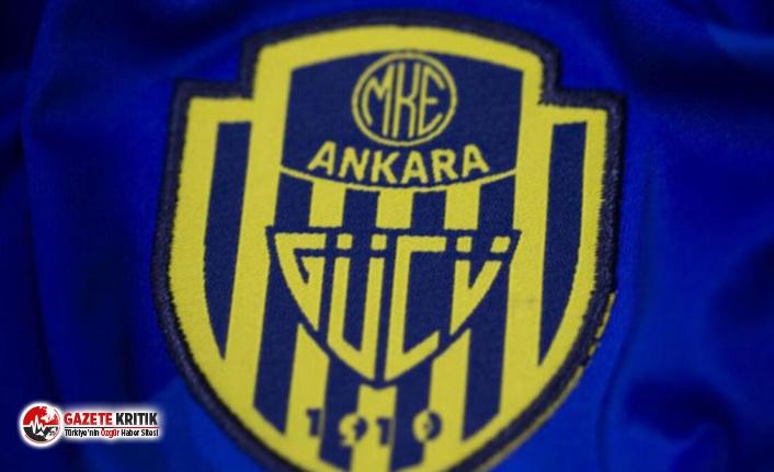 Ankaragücü'nde 4 futbolcu ve 1 personel koronavirüse...