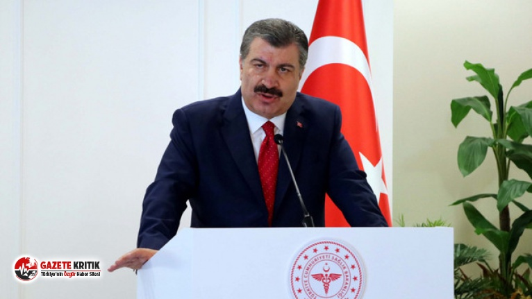 Bakan Koca açıkladı! İstanbul için yeni tedbirler...
