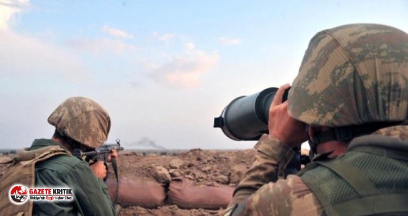 Barış Pınarı bölgesinde 9 terörist öldürüldü