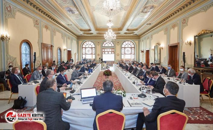 Başkan Gökhan Yüksel, 'Salgına Karşı Mücadele Ortakları Toplantısı'na Katıldı