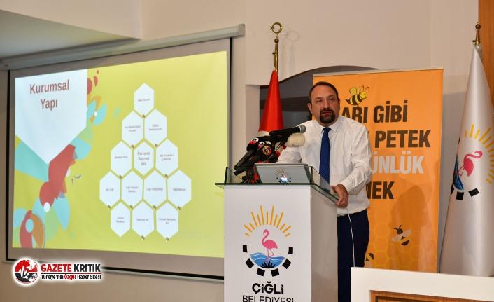 Başkan Gümrükçü'den Gazetecilere 500 Gün...