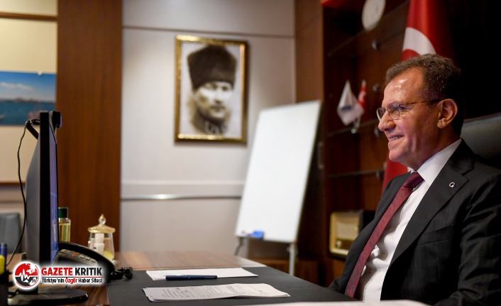 Başkan Seçer müjdeyi verdi: Forum Katlı Kavşağı...