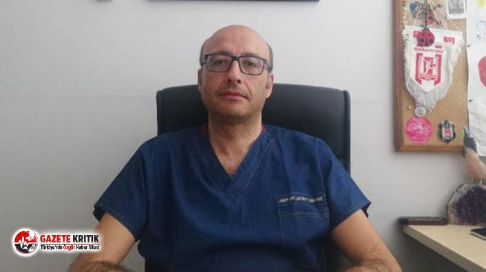 Bilim Kurulu Üyesi Prof. Dr. Yamanel koronavirüsü yendi