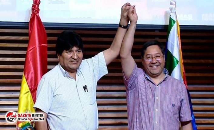 Bolivya'da seçimleri Eve Morales'in MAS adayı kazandı