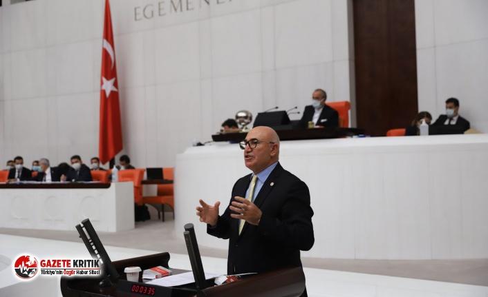 CHP'li Tanal, Berberoğlu hakimlerini HSK'ya...