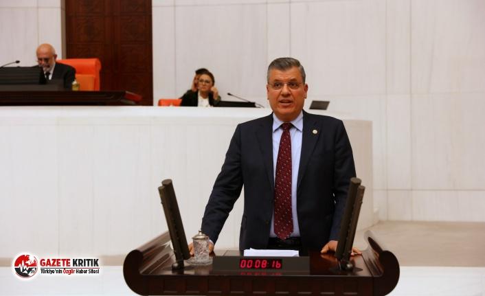 "CHP'li Ayhan Barut: ""Asistan hekimler ve..."