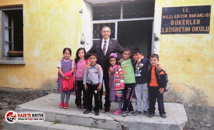CHP'li Demirel: Kapalı Köy Okulları Hemen...