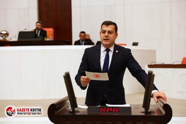 CHP'li Gündoğdu: Halkın oylarıyla seçilmiş...
