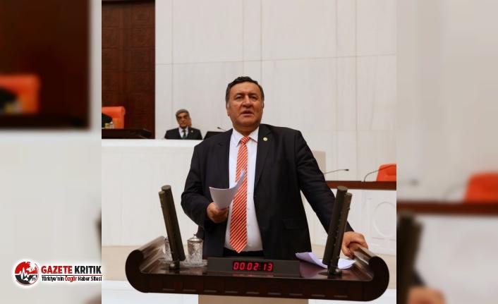 """CHP'li Gürer: """"KOBİ'leri hem pandemi hem..."""