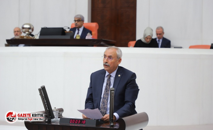 CHP'li İrfan Kaplan: İlaç ve ilaca dair tüm...