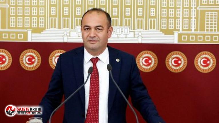 CHP'li Karabat: Ülkemizin dört bir yanından vatandaşlarımızın feryat figan sesleri yükseliyor