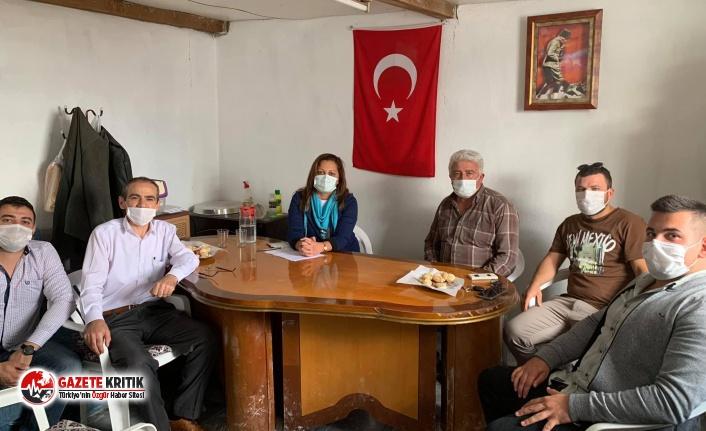 """CHP'li Köksal: """"Her gün bir mermer ocağı kapanıyor, ocakta çalışan işçiler işsiz"""""""
