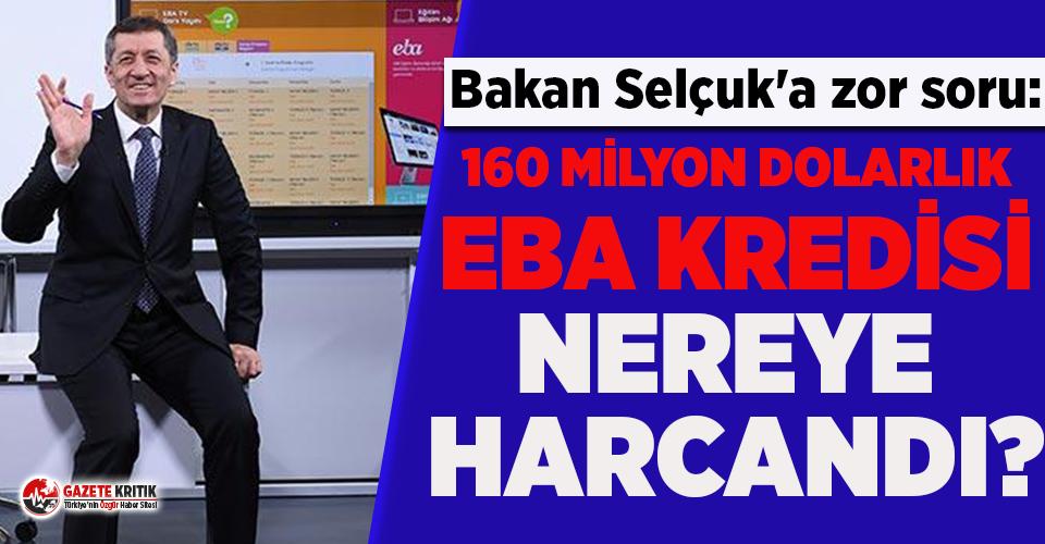 CHP'li Murat Emir'den Bakan Selçuk'a...