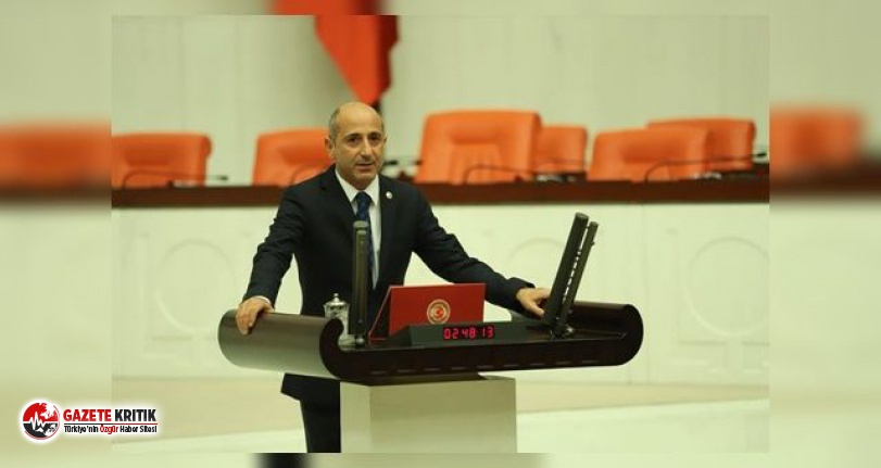 CHP'li Öztunç: ''Bakan Koca beni...