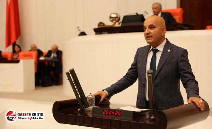 CHP'li Polat'tan 4 kritik 'Menemen...