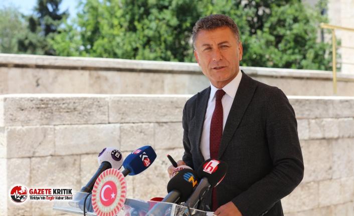CHP'li Sarıbal: Bursa'daki Sağlık Çalışanlarına...