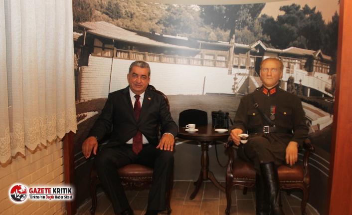 """CHP'li Serter: """"Cumhuriyet'in kazanımlarından..."""