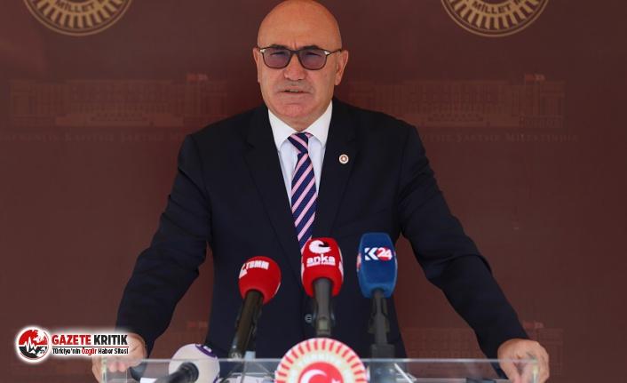 CHP'Lİ TANAL:AKP ŞU AN OSMANLI'YI BİTİREN...