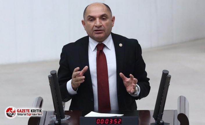 CHP'li Tarhan: Lastik yakarak enerji üretimi...