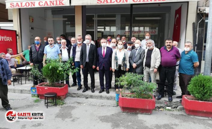 CHP'li Zeybek: Üreten ekonomiye geçiş zorunludur