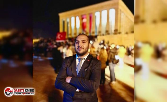 CHP Samsun İl Gençlik Kolları Başkanı Furkan...