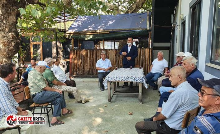 """CHP'li Burak Erbay: ''Süt üreticimiz, çiftçimiz ve hayvan yetiştiricimiz perişan halde"""""""