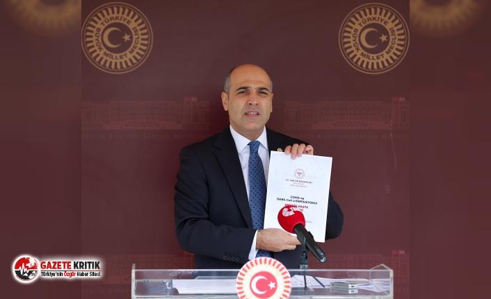 CHP'li Dr. Fikret Şahin: ''Reçete Doktorun...