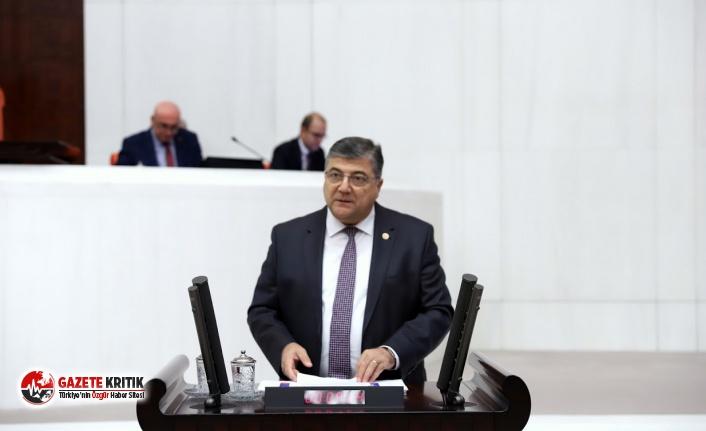 """CHP'li Sındır: """"Belediyelerin mali özerkliği..."""