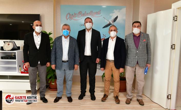 Çiğli'deki Kritik Zirvede Projeler Konuşuldu