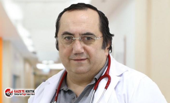 Çocuk doktoru Köseoğlu koronavirüsten hayatını...