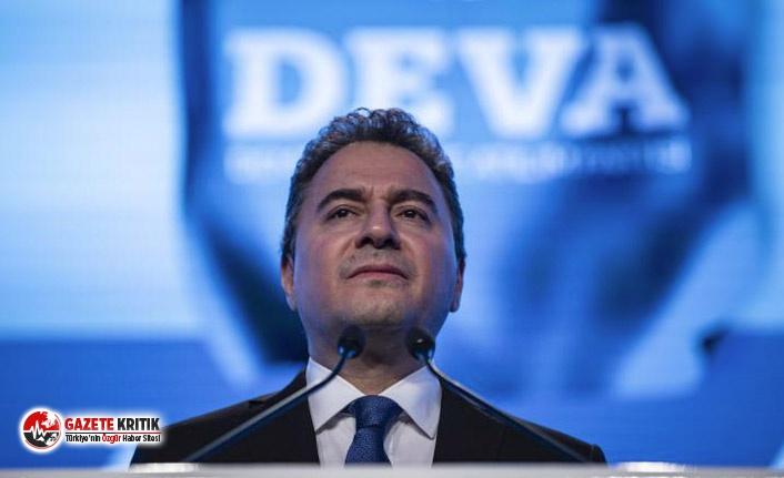DEVA Partisi'nin sloganı belli oldu