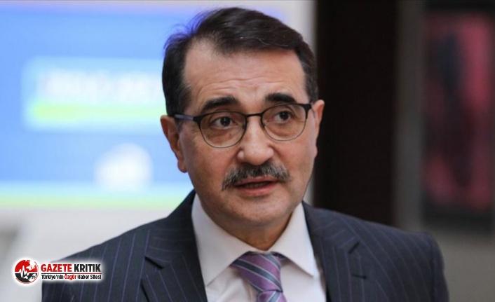 Enerji ve Tabii Kaynaklar Bakanı Dönmez açıkladı: Kanuni sondaj gemisi 10 Ekim'de demir alacak