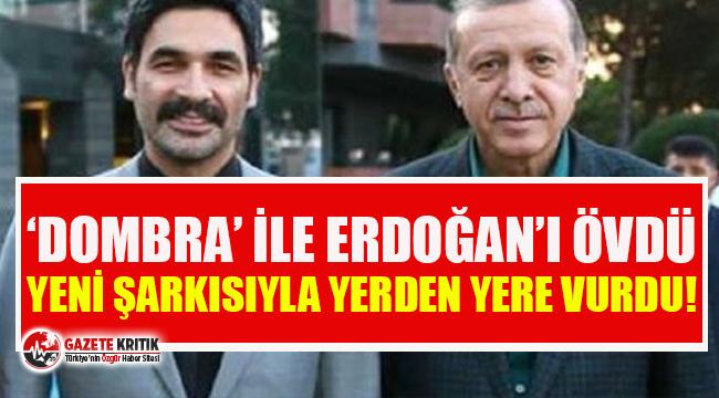 Erdoğan'a 'Dombra' şarkısı yapan Uğur Işılak, yeni şarkısıyla AKP'yi yerden yere vurdu