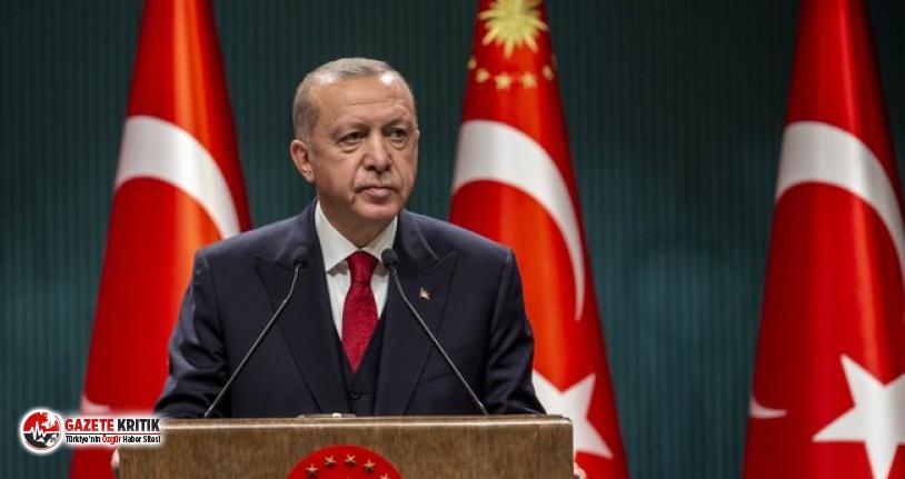 Erdoğan'dan itiraf gibi açıklama: Eğitimde reform mesajı  verdi