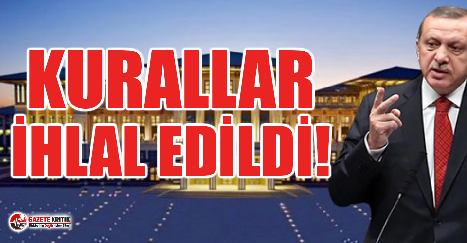 """""""Erdoğan'ın 2021'de sorgusuz sualsiz harcayacağı..."""