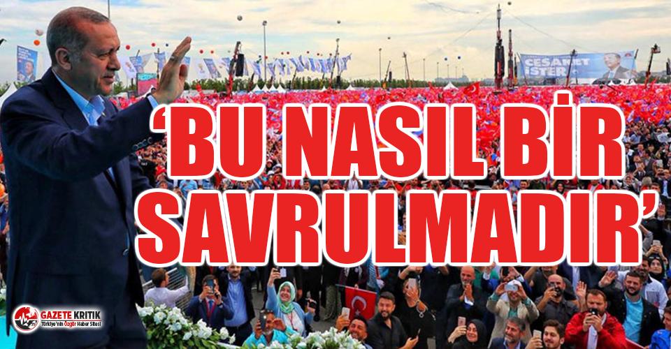 Eski AKP'li vekil, 'kabul edemiyorum' diyerek...