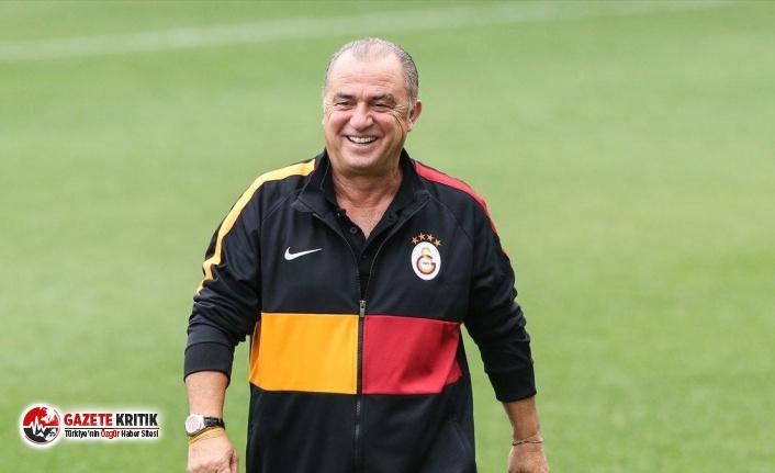 Galatasaray Teknik Direktörü Fatih Terim: Şampiyonlar...