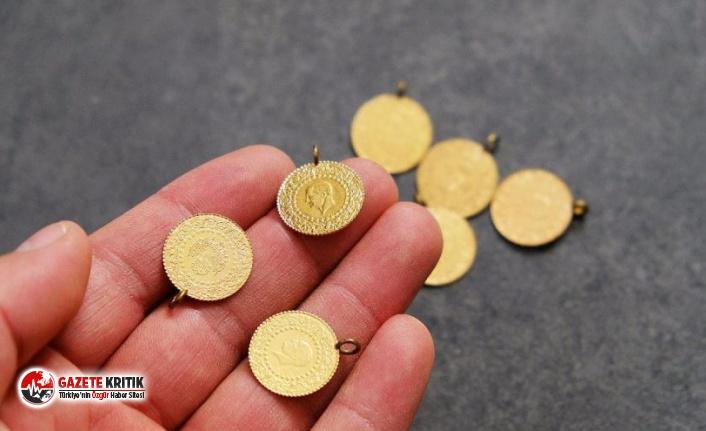 Gram altın 500 TL'ye dayandı
